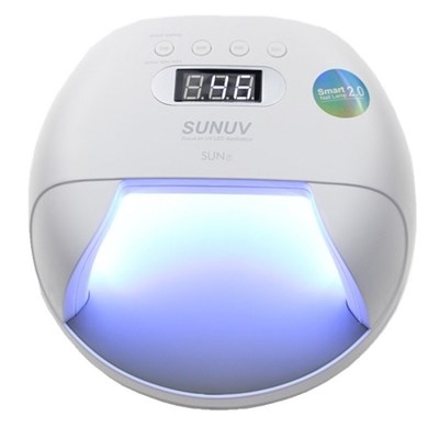 SUNUV SUN 7 UVLED Lamp, 48 Вт. - гибридная Led/Uv лампа для ногтей