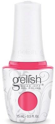 "Harmony Gelish Gel Polish Shake It Til You Samba - Pink, 15 мл. - гель лак Гелиш ""Карнавальный пурпурный"" - фото 28172"