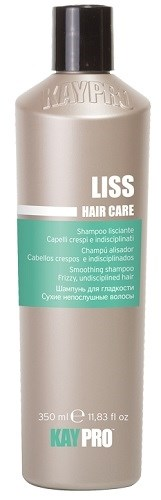 KAYPRO Liss Shampoo, 350 мл. - Разглаживающий шампунь для вьющихся и непослушных волос - фото 28427