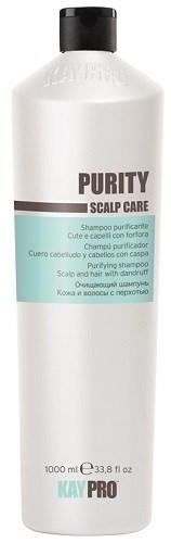 KAYPRO  PURITY Shampoo, 1000 мл. - Очищающий шампунь для волос против перхоти - фото 28494