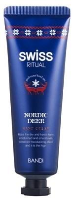 """BANDI Switual Nordic Deer Cream - Крем для рук """"Северный олень"""""""
