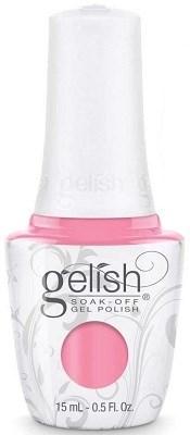 "Harmony Gelish Gel Polish Make You Blink Pink, 15 мл. - гель лак Гелиш ""Розовое мерцание"" - фото 30572"