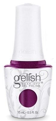 "Harmony Gelish Gel Polish Berry Buttoned Up, 15 мл - гель лак Гелиш ""Застежка-вишенка"" - фото 30956"
