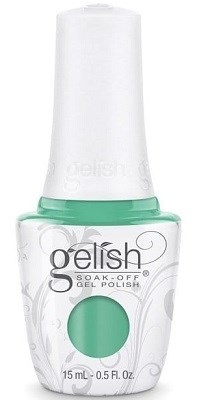 "Harmony Gelish Gel Polish A Mint Of Spring, 15 мл. - гель лак Гелиш ""Весенняя мята"" - фото 34583"
