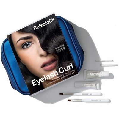RefectoCil Eyelash Perm Kit - набор для перманентной завивки ресниц, на 36 процедур - фото 35049