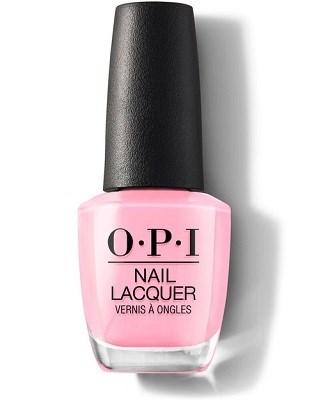 NLS95 OPI Pink-ing of You, 15 мл. - лак для ногтей «Розовый для тебя»