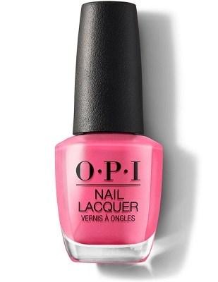 NLN36 OPI Hotter than You Pink, 15 мл. - лак для ногтей «Горячее, чем розовый»