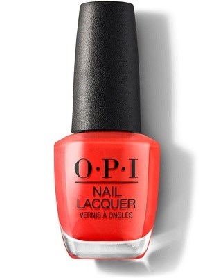 NLH47 OPI A Good Man-darin is Hard to Find, 15 мл. - лак для ногтей «Китайский мандарин»