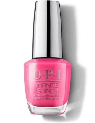 "ISL04 OPI Infinite Shine Girl Without Limits, 15 мл. - лак для ногтей ""Девушка без комплексов"""