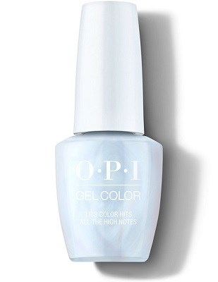 "GCMI05 OPI GelColor ProHealth This Color Hits all the High Notes, 15 мл. - гель лак OPI ""Этот цвет берёт высокие ноты"""