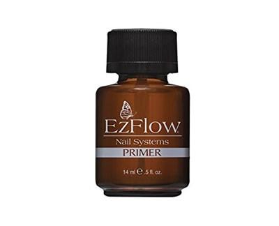 EzFlow Primer, 14 мл. - кислотный праймер для ногтей, для акриловой и гелевой технологии наращивания