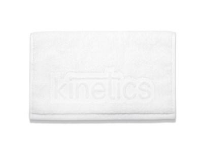 Kinetics Towel Pedicure - полотенце махровое с логотипом 35Х75 см для процедуры педикюра и маникюра - фото 38052