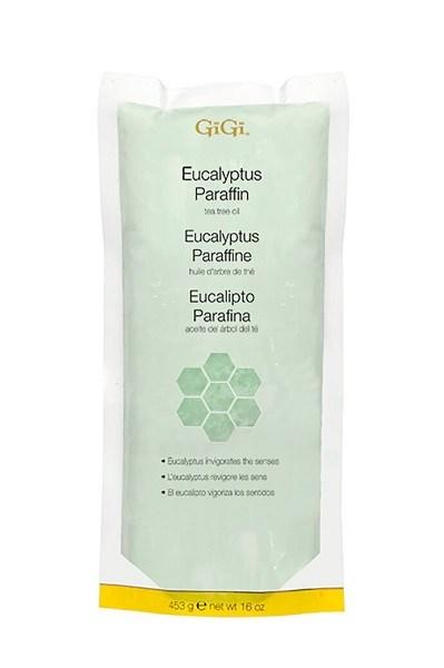 Парафин для рук GiGi Eucalyptus Paraffin, 453 г. с ароматом эвкалипта - фото 39422