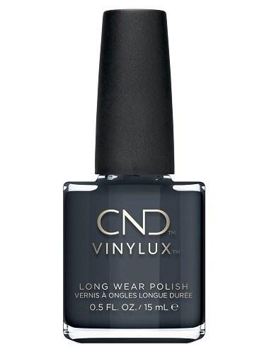 Лак для ногтей CND VINYLUX #101 Asphalt, 15 мл. профессиональное покрытие