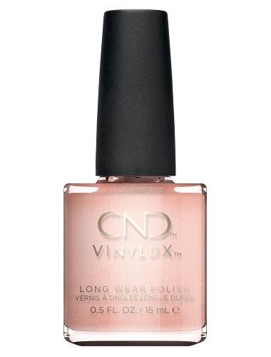 Лак для ногтей CND VINYLUX #118 Grapefruit Sparkle, 15 мл. профессиональное покрытие