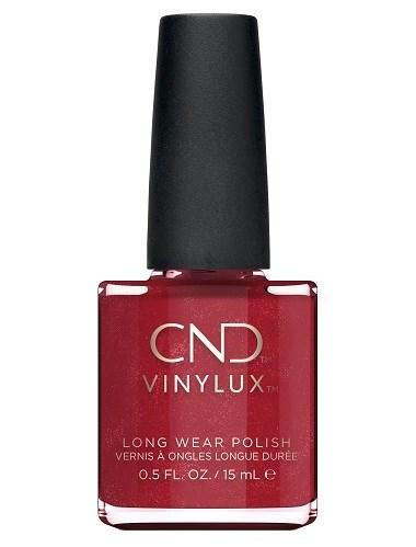 Лак для ногтей CND VINYLUX #120 Hot Chilis, 15 мл. профессиональное покрытие