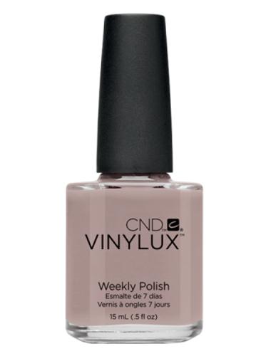Лак для ногтей CND VINYLUX #124 Svelte Suede,15 мл. профессиональное покрытие