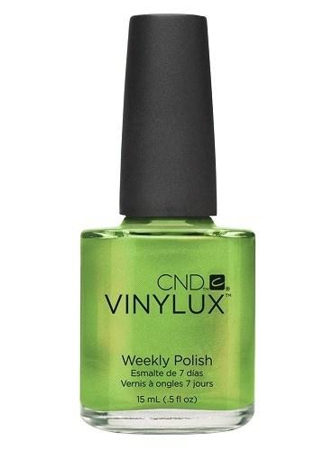 Лак для ногтей CND VINYLUX #127 Limeade,15 мл. профессиональное покрытие