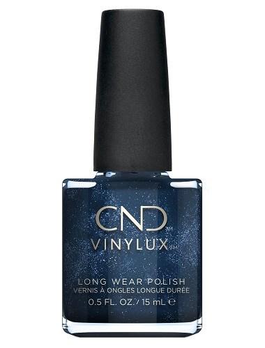 Лак для ногтей CND VINYLUX #131 Midnight Swim, 15 мл. профессиональное покрытие