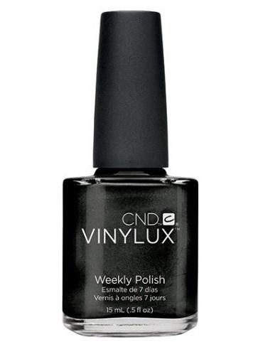 Лак для ногтей CND VINYLUX #133 Overtly Onyx, 15 мл. профессиональное покрытие