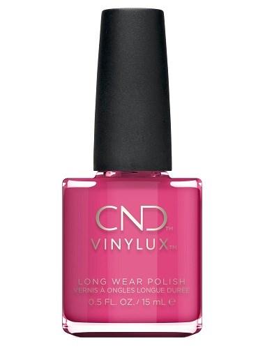 Лак для ногтей CND VINYLUX #134 Pink Bikini, 15 мл. профессиональное покрытие