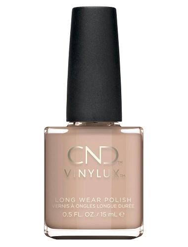 Лак для ногтей CND VINYLUX #136 Powder My Nose, 15 мл. профессиональное покрытие