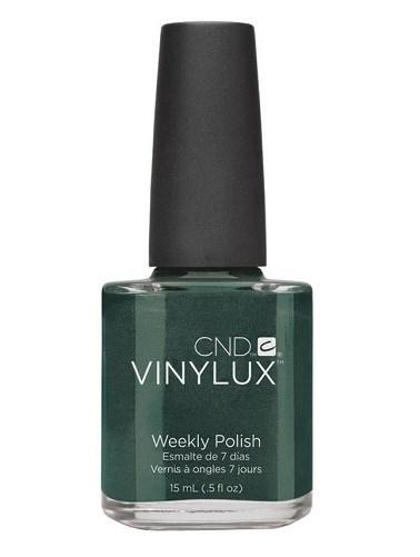 Лак для ногтей CND VINYLUX #147 Serene Green, 15 мл. профессиональное покрытие