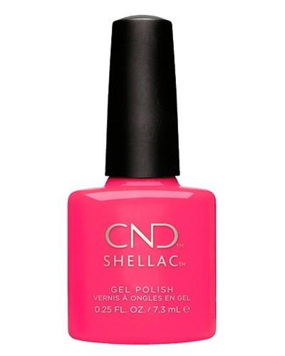 """Гель-лак CND Shellac Pink Bikini, 7.3 мл. """"Розовое бикини"""""""