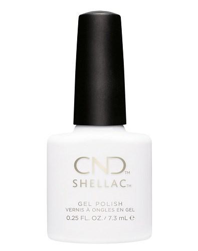 """Гель лак CND Shellac Cream Puff, 7.3 мл. """"Неженка"""""""