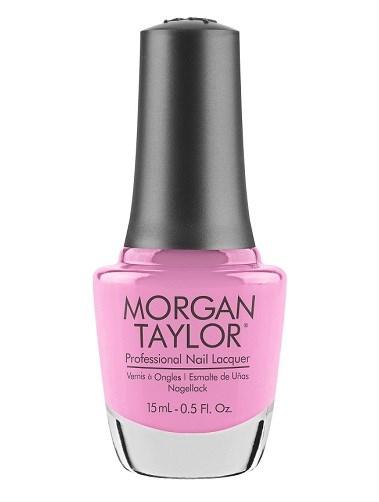"""Лак для ногтей Morgan Taylor Make Me Blush, 15 мл. """"Ни капли смущения"""""""