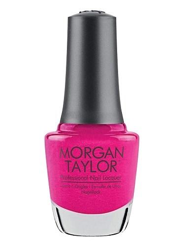"""Лак для ногтей Morgan Taylor All Dolled Up, 15 мл. """"Малиновый праздник"""""""