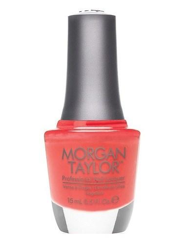 """Лак для ногтей Morgan Taylor Hot Hot Tamale, 15 мл. """"Эй, детка!"""""""