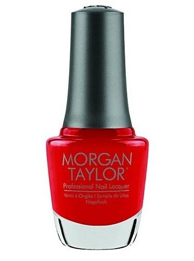 """Лак для ногтей Morgan Taylor Fire Cracker, 15 мл. """"Взрывоопасный"""""""