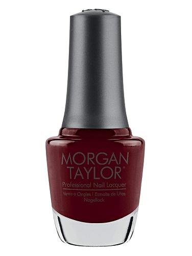 "Лак для ногтей Morgan Taylor From Paris With Love, 15 мл. ""Из Парижа с любовью"""