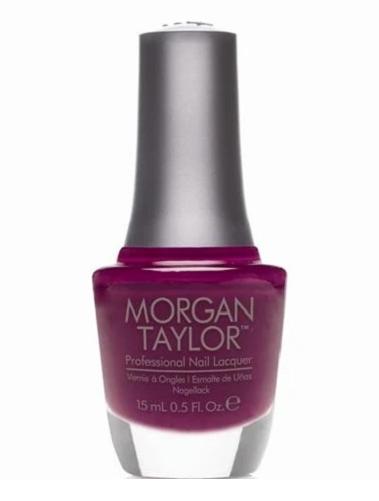 """Лак для ногтей Morgan Taylor Berry Perfection, 15 мл. """"Ягодное совершенство"""""""