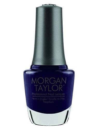 """Лак для ногтей Morgan Taylor Hide & Sleek, 15 мл. """"Таинственный глянец"""""""