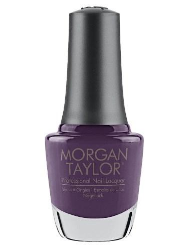 """Лак для ногтей Morgan Taylor Berry Contrary, 15 мл. """"Ягодный мусс"""""""