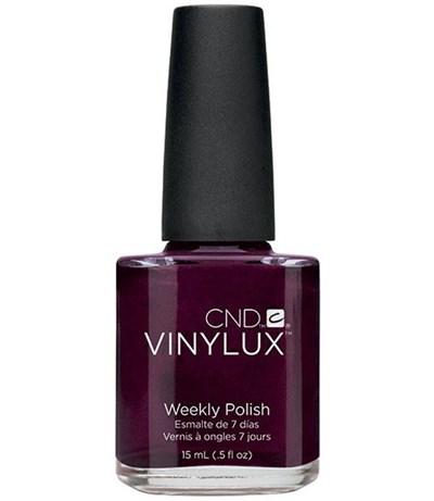 CND VINYLUX #110 Dark Lava,15 мл.- лак для ногтей Винилюкс №110 - фото 4078