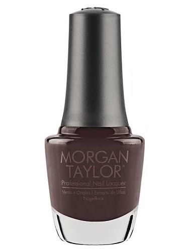 """Лак для ногтей Morgan Taylor Latte Please, 15 мл. """"Двойной латте"""""""