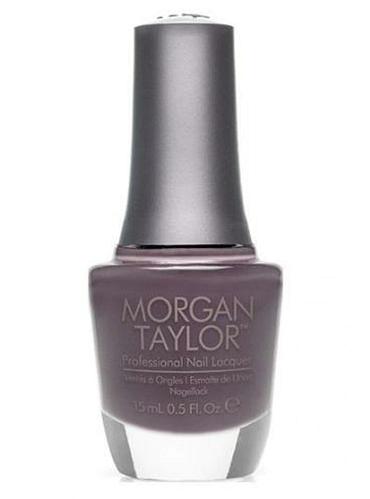 "Лак для ногтей Morgan Taylor On The Fringe, 15 мл. ""Горячий шоколад"""