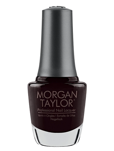 """Лак для ногтей Morgan Taylor Expresso Yourself, 15 мл. """"Двойной эспрессо"""""""