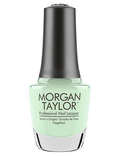 """Лак для ногтей Morgan Taylor Mint Chocolate Chip, 15 мл. """"Шоколад с мятой"""""""