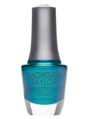 """Лак для ногтей Morgan Taylor Stop, Shop & Roll, 15 мл. """"Изумрудный"""""""