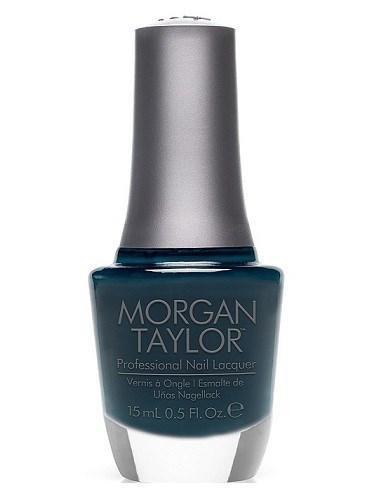 """Лак для ногтей Morgan Taylor Totally A-Tealing, 15 мл. """"Темно-бирюзовый"""""""