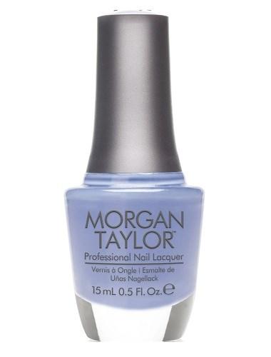 "Лак для ногтей Morgan Taylor Nautically Inclined, 15 мл. ""Скучно"""