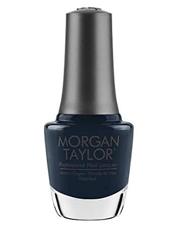 """Лак для ногтей Morgan Taylor Denim Du Jour, 15 мл. """"Деним"""""""