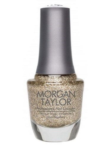 "Лак для ногтей Morgan Taylor Where's My Crown, 15 мл. ""Где моя корона?"""
