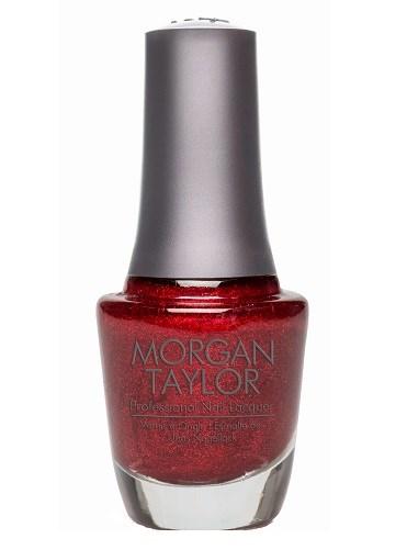 """Лак для ногтей Morgan Taylor Fit for a Queen, 15 мл. """"Достойный королевы"""""""