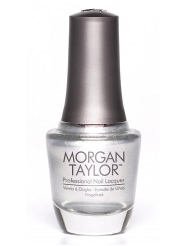"""Лак для ногтей Morgan Taylor Oh Snap, It's Silver, 15 мл. """"Серебряный призер"""""""