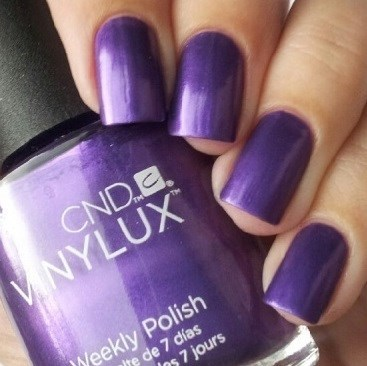 CND VINYLUX #117 Grape Gum,15 мл.- лак для ногтей Винилюкс №117 - фото 4105